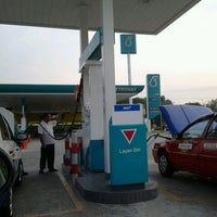 Photo taken at PETRONAS Station by Remy A. on 5/26/2012