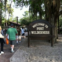 Photo taken at Disney's Fort Wilderness Resort & Campground by Toño M. on 3/31/2012