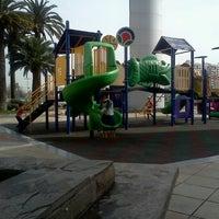 Photo taken at plaza de juegos para niños mall arauco maipu by Mauricio B. on 7/20/2012