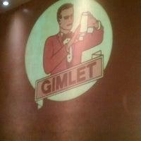 Photo taken at Gimlet by Sebas P. on 8/24/2012