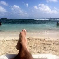 Foto tomada en Playa del Centro por Marcelo Theodoro el 2/21/2012