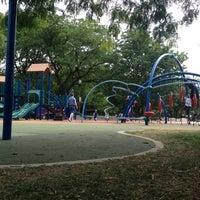 Photo taken at Skinner Park by Eduardo T. on 5/26/2012