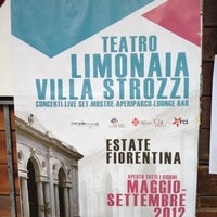 Foto scattata a Limonaia di Villa Strozzi da Piero I. il 6/4/2012