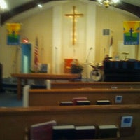 Photo taken at Kings Community Baptist Church by Anna P. on 4/28/2012