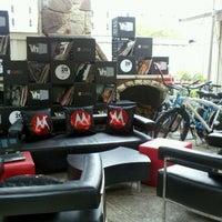 Photo taken at Motorola Cafe by Alison K. on 3/15/2012