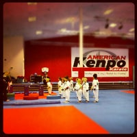 Photo taken at American Kenpo Karate by Cera S. on 6/25/2012