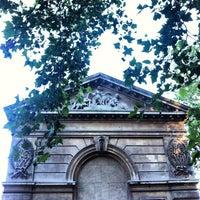 Photo taken at The Euston Tap by Chris C. on 6/28/2012