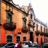 Photo taken at La Casa De La Marquesa by Cedrick Jonathan A. on 8/30/2012