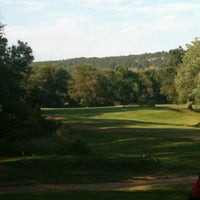 Photo taken at Copper Hill Golf Course by Jacqueline K. on 7/19/2012
