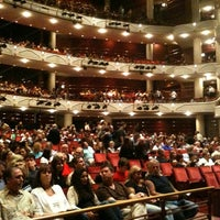 Photo taken at Kravis Center for the Performing Arts, Inc. by Chris B. on 4/21/2012