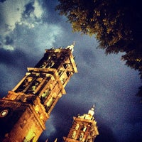 Photo taken at Zócalo by Ꮿ ॐ. on 6/4/2012