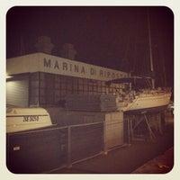 Photo taken at Porto dell'Etna - Marina di Riposto by Carmen D. on 8/12/2012