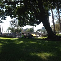 Photo taken at Memorial Park by Quito on 9/2/2012
