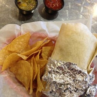Photo taken at Cali Burrito by Yvonne H. on 3/31/2012