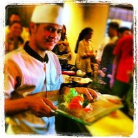 Photo taken at Poke Sushi by Yuli O. on 7/12/2012