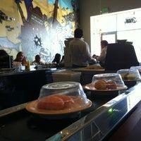 Снимок сделан в Marinepolis Sushi Land пользователем Mackenzie C. 5/12/2012