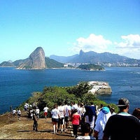Photo taken at Niterói by GuiadeNiteroi.com on 8/20/2012
