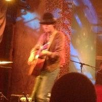 Photo taken at Visulite Theatre by Joel T. on 3/8/2012