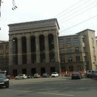 Photo taken at Волжская государственная академия водного транспорта (ВГАВТ, 1 корпус)) by Danya S. on 6/28/2012