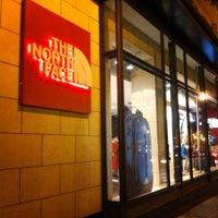tienda north face en bethesda