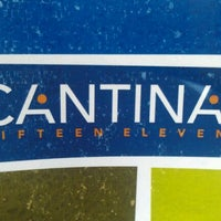 Photo taken at Cantina 1511 by Tom S. on 5/10/2012