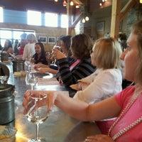 Photo taken at Barrel Oak Winery by Bethany W. on 4/28/2012