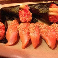 Photo taken at Yuka Japanese Restaurant by Adam L. on 7/14/2012