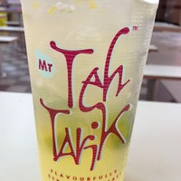 Photo taken at Mr Teh Tarik Eating House by Sharin A. on 6/28/2012