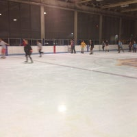 Photo taken at University of Colorado Ice Rink by Anne M. on 8/24/2012