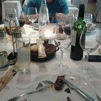 Photo taken at El Rancho Argentino by Nukita K. on 4/15/2012