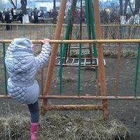 Photo taken at Детский Парк В Ценре by Нелли С. on 5/9/2012