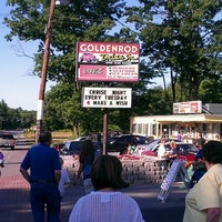Photo taken at Goldenrod Drive-In Restaurant by Jason L. on 7/10/2012
