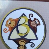 Photo taken at Three Monkeys by Amanda B. on 5/14/2012