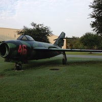 Photo taken at Mighty 8th Airforce Museum by Heidi D. on 8/17/2012