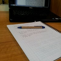 Photo taken at Biblioteca UTFSM by Matias Q. on 4/9/2012