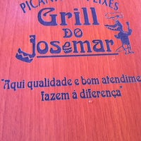 Photo taken at Grill do Josemar Picanha & Peixes by Delano C. on 6/9/2012