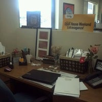 Photo taken at Joann's Real Estate Desk by Joann W. on 6/5/2012