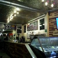 Photo taken at Sigma Burger Pie by Ryan O. on 7/31/2012