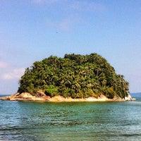 Foto tirada no(a) Ilha Urubuqueçaba por Juca A. em 8/25/2012
