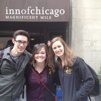 Photo taken at Inn Of Chicago, An Ascend Hotel Collection Member by Meghan L. on 4/4/2012