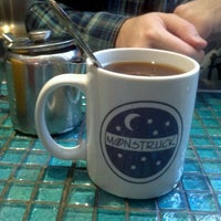 Photo taken at Moonstruck Diner by Katy T. on 6/11/2012