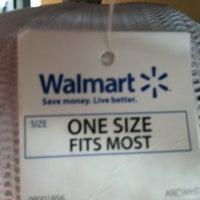 Photo taken at Walmart Supercenter by Ryan P. on 5/28/2012