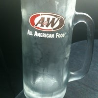 Photo taken at Long John Silver's / A&W All American Food by Gavin A. on 5/27/2012