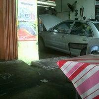Photo taken at ADD GARAGE by • • Asih • • ™. on 2/15/2012