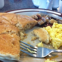 Photo taken at Denny's by Scarlet S. on 6/21/2012