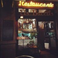 Photo taken at Restaurant Els Barrils by Pavel N. on 7/29/2012
