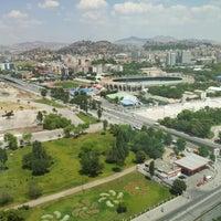 Photo taken at Ankara Büyükşehir Belediyesi by ibrahim ö. on 7/13/2012