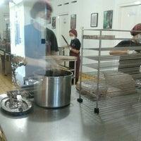 Photo taken at Cokelat Monggo Factory by Dhaniti K. on 2/7/2012