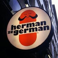 Photo taken at Herman ze German by Monsieur S. on 8/30/2012