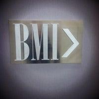 Photo taken at BMI New York by Ari R. on 3/5/2012